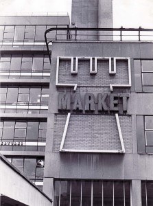Castle Market 1968. Courtesy of Sheffield Newspapers.
